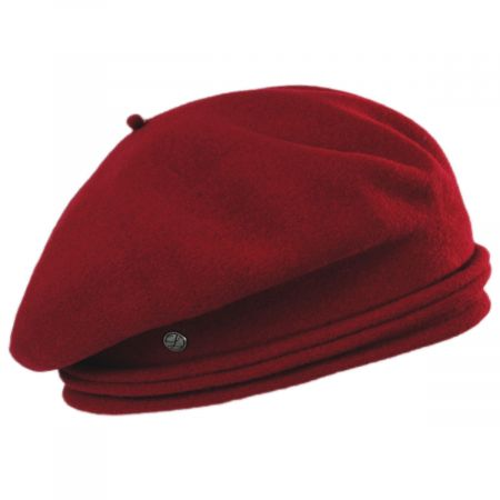Chopin Wool Beret alternate view 7