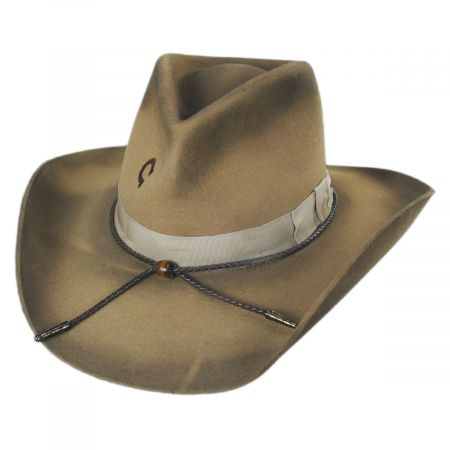 Desperado Wool Felt Western Hat alternate view 1