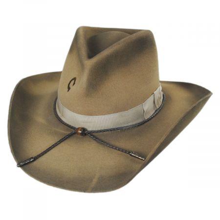 93c8cda20 Desperado Wool Felt Western Hat