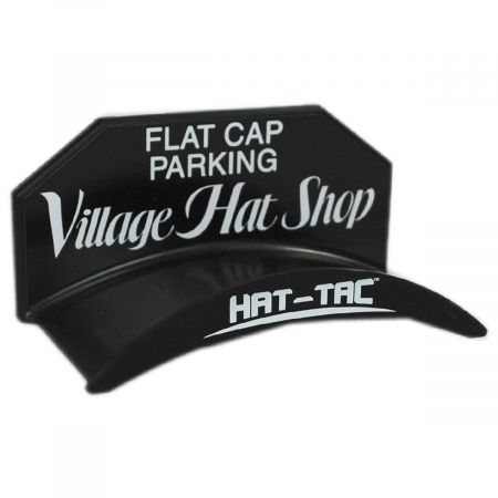 Hat-Tac Flat Cap Parking Hat-Tac