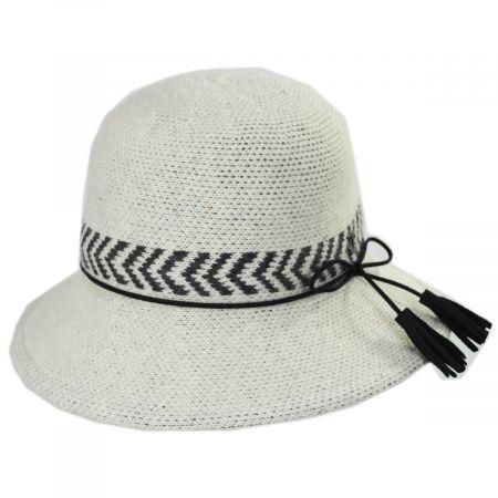 Mattie Wool Blend Cloche Hat alternate view 5