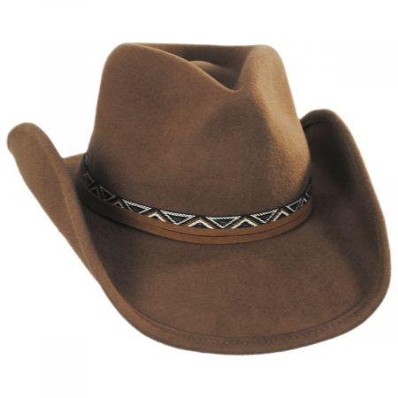 Motya Wool Felt Western Hat alternate view 9