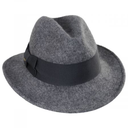 Modica Wool Felt Fedora Hat alternate view 9