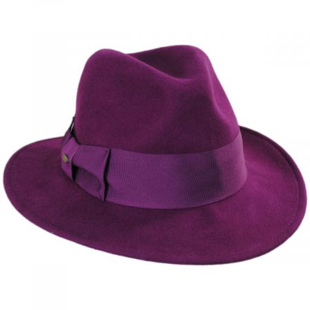 Modica Wool Felt Fedora Hat alternate view 1