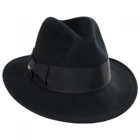 Modica Wool Felt Fedora Hat alternate view 5