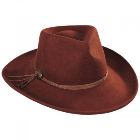 Palermo Wool Felt Rancher Hat alternate view 9