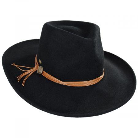 Palermo Wool Felt Rancher Hat