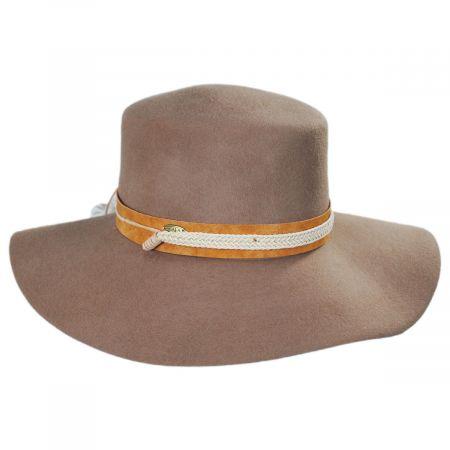 Scala Coreleone Wool Felt Gaucho Hat