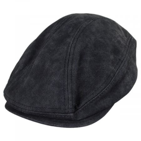 Weathered Faux Leather Ivy Cap alternate view 17