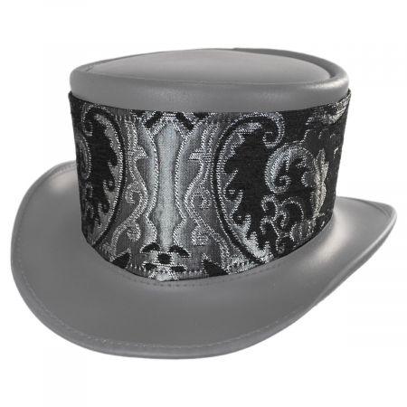 Medallion Hat Wrap Band