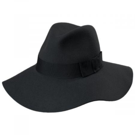 Piper Wool Felt Floppy Fedora Hat alternate view 1