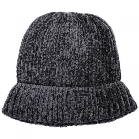 Chenille Ponytail Beanie Hat alternate view 4