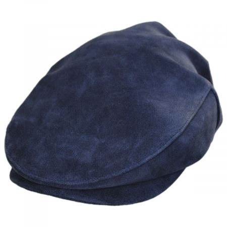 Brixton Hats Hooligan II Suede Leather Ivy Cap
