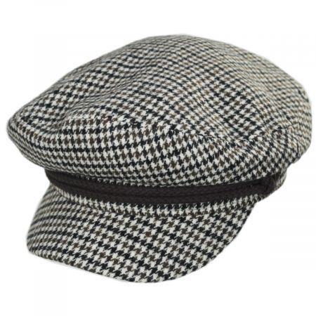 Brixton Hats Wool Blend Fiddler Cap