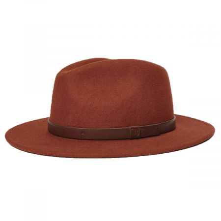 Messer Wool Felt Fedora Hat alternate view 12
