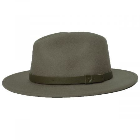 Messer Wool Felt Fedora Hat alternate view 9