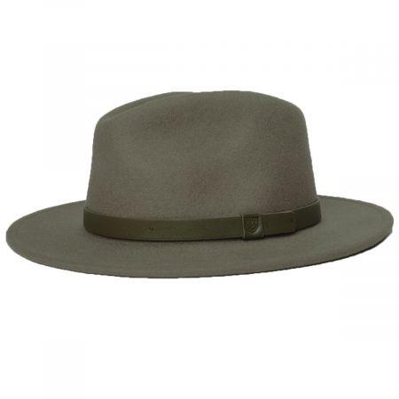 Messer Wool Felt Fedora Hat alternate view 20