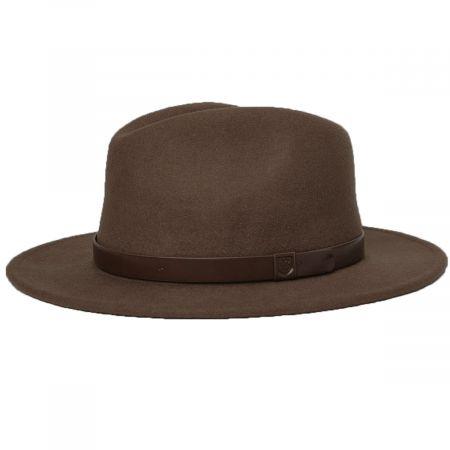 Messer Wool Felt Fedora Hat alternate view 14