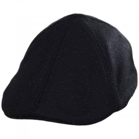 Pierre Wool Blend Duckbill Cap