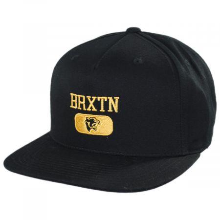 Brixton Hats Forte VI MP Snapback Baseball Cap