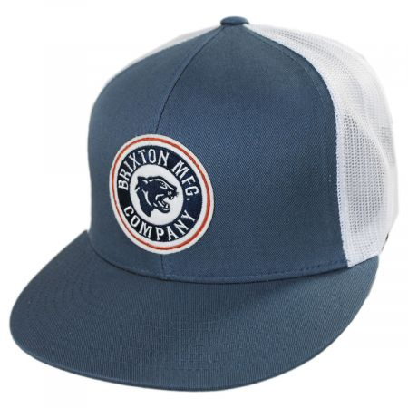 Forte MidPro Mesh Trucker Snapback Baseball Cap alternate view 2