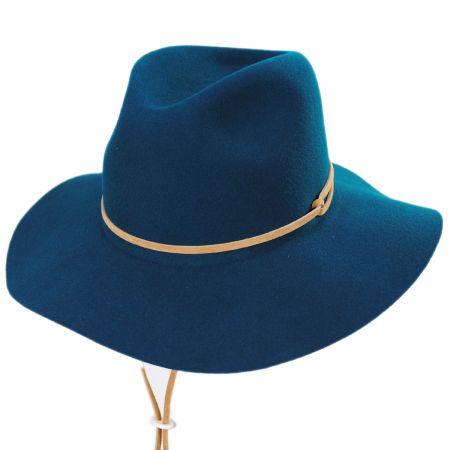 Logan Wool LiteFelt Aussie Fedora Hat alternate view 7