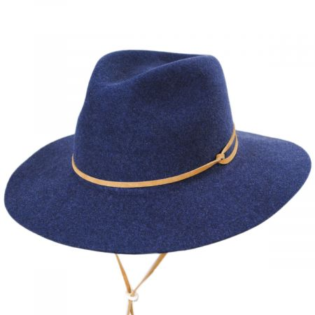 Logan Wool LiteFelt Aussie Fedora Hat alternate view 13
