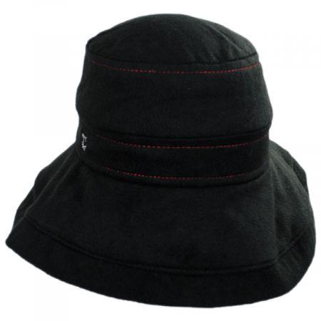 Adriana Microfleece Kettle Brim Hat