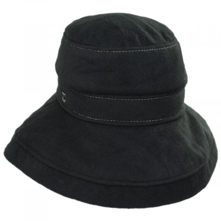 Callanan Hats Adriana Microfleece Kettle Brim Hat