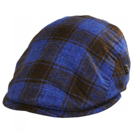 City Sport Caps Tartan Wool and Cashmere Ivy Cap