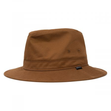 Brixton Hats Ronson Cotton Fedora Hat