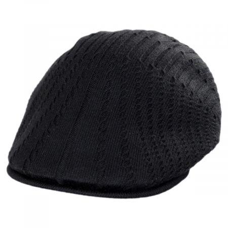 Beam Rib 507 Wool Blend Ivy Cap