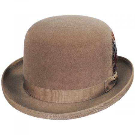 Stetson Fur Felt Derby Hat