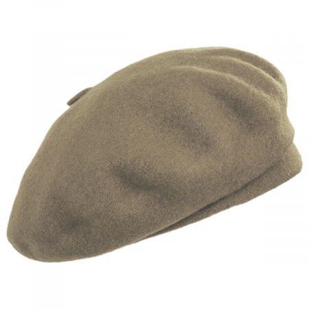 Audrey Satin Lined Wool Beret alternate view 37