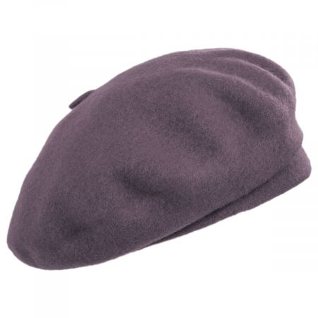Audrey Satin Lined Wool Beret alternate view 26