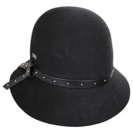 Betmar Vanessa Wool Felt Cloche Hat