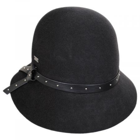 Vanessa Wool Felt Cloche Hat alternate view 21