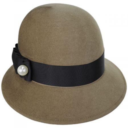Cassat Wool LiteFelt Cloche Hat alternate view 23