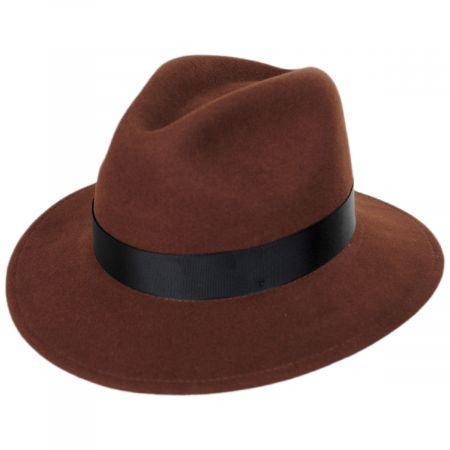Sawyer Wool LiteFelt Fedora Hat alternate view 5