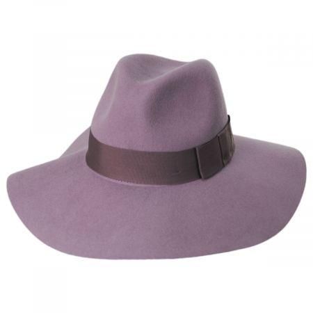 Piper Wool Felt Floppy Fedora Hat alternate view 6