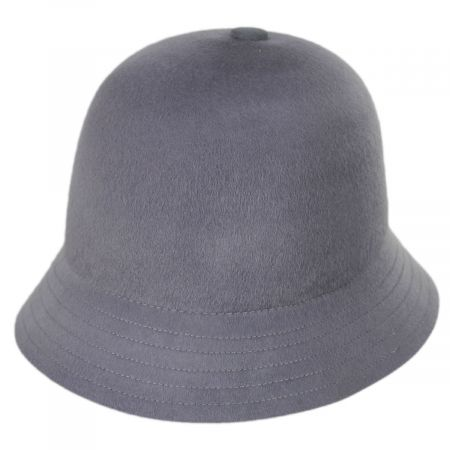 Brixton Hats Essex Wool Felt Bucket Hat