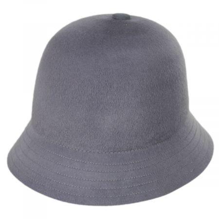 Brixton Hats Essex Wool Felt Bucket Hat