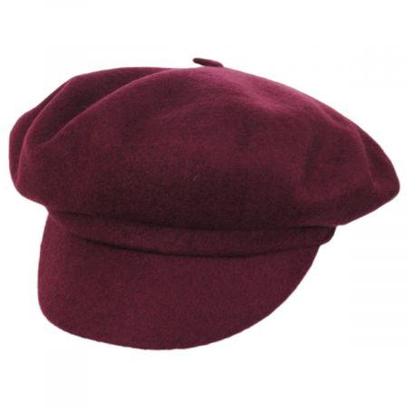 Brixton Hats Audrey Brim Wool Beret