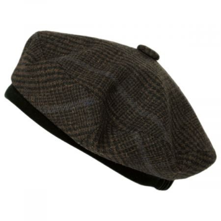 Show Your Teeth Wool Blend Beret