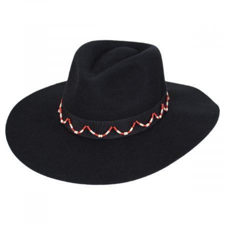 Brixton Hats Tillman Wool Felt Fedora Hat