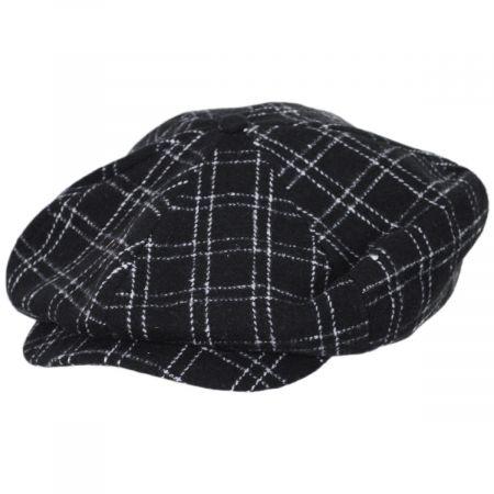 Brixton Hats Ollie Wool Blend Newsboy Cap