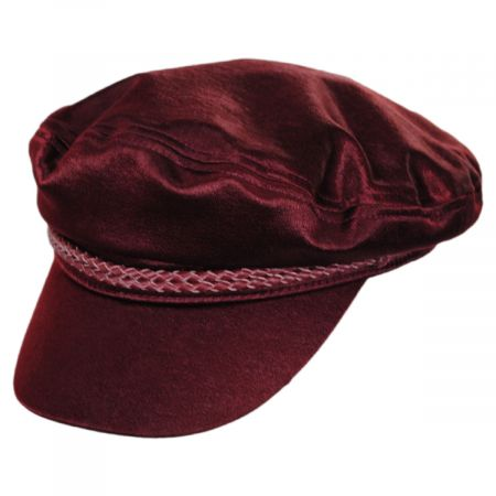 Brixton Hats Ashland Fiddler Cap