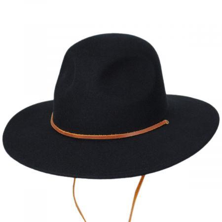 Tiller III Wool Felt Hat