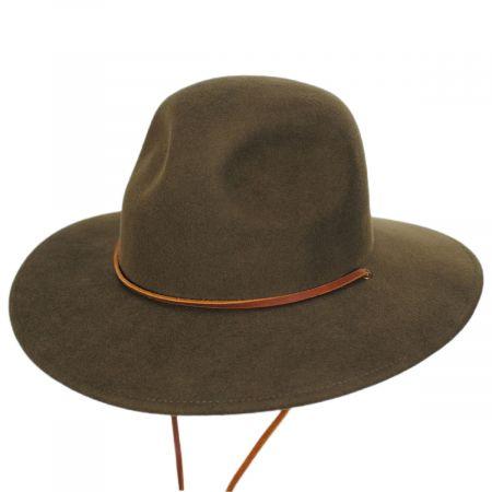 Tiller III Wool Felt Hat alternate view 19