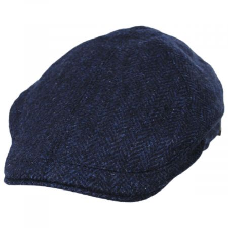 Herringbone Wool Pub Cap alternate view 5
